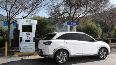 现代和奥迪加入燃料电池技术