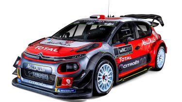 雪铁龙离开WRC除非拉力汽车去杂交