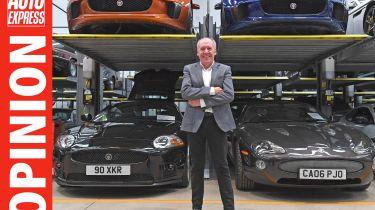 '汽车家伙永远不会退休,他们继续走到更大的事情'