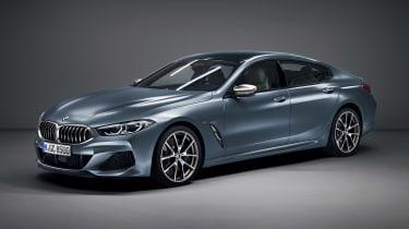 新的2019 BMW 8系列Gran Coupe完成阵容