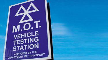 北爱尔兰的所有MOT测试暂停了安全问题