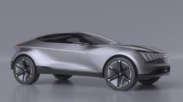 起亚Futuron概念预览新电动SUV