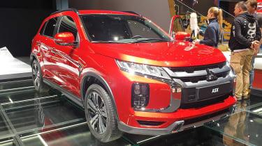 新的2020 Mitsubishi ASX于9月出售