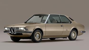 BMW Garmisch概念重新创建为Marcello Gandini的致敬