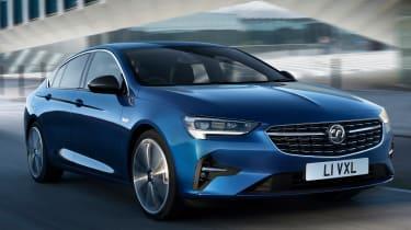 新的2020 Vauxhall Insignia:价格,规格和图像