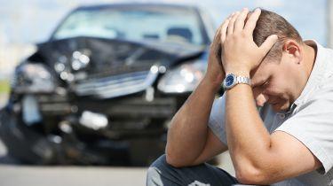 在过去十年中没有减少涉及业务司机的事故