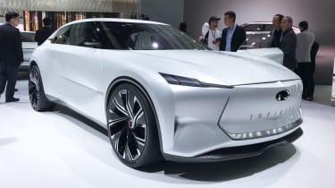 新英菲尼迪QS灵感概念预览未来的生产模型