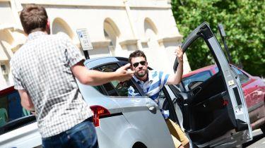 道路愤怒:五分之一的司机承认有对抗