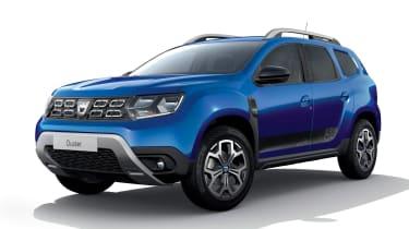 新的Dacia SE 20特别版加上额外的套件