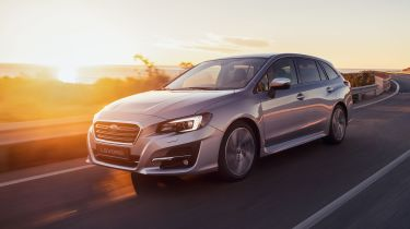 Facelifted Subaru Levorg GT LineArtronic宣布