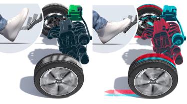 KIA显示新的离合器逐线手动变速箱,适用于48伏温和的混合动力车