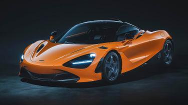限量版McLaren 720s Le Mans推出