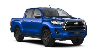Fackifted 2020 Toyota Hilux:英国的价格和规格透露