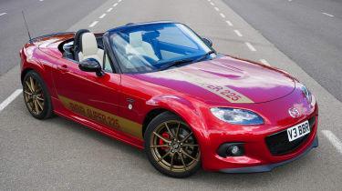 新的BBR Mazda MX-5 Super 225包装为3.5万英镑增加了额外的电力
