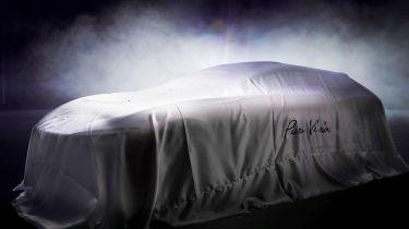 Automobili Pininfarina寻求新的Pura Vision电动SUV平台