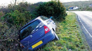 英国主要道路网络上的死亡达到了八岁的高位