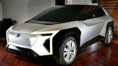 新的Subaru电动SUV确认欧洲发射