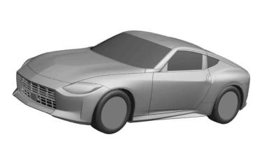 新日产400Z:专利图纸揭示的造型