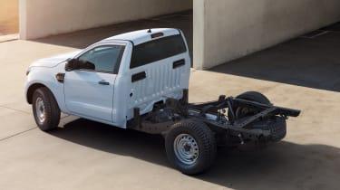 转换就绪版本福特Ranger接送器启动