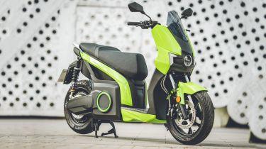 纯电动沉默E-Moto Moped推出