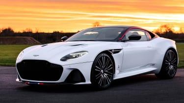 第一个Aston Martin DBS Superleggera Concorde Edition透露