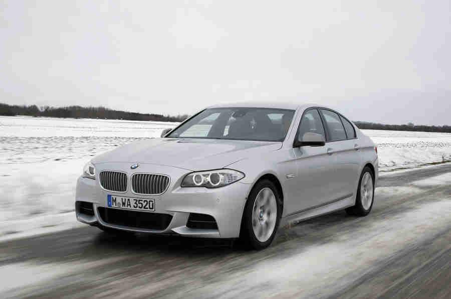 BMW M550D XDrive.