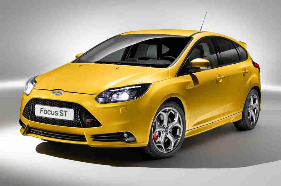 新的福特焦点3起,£21,995