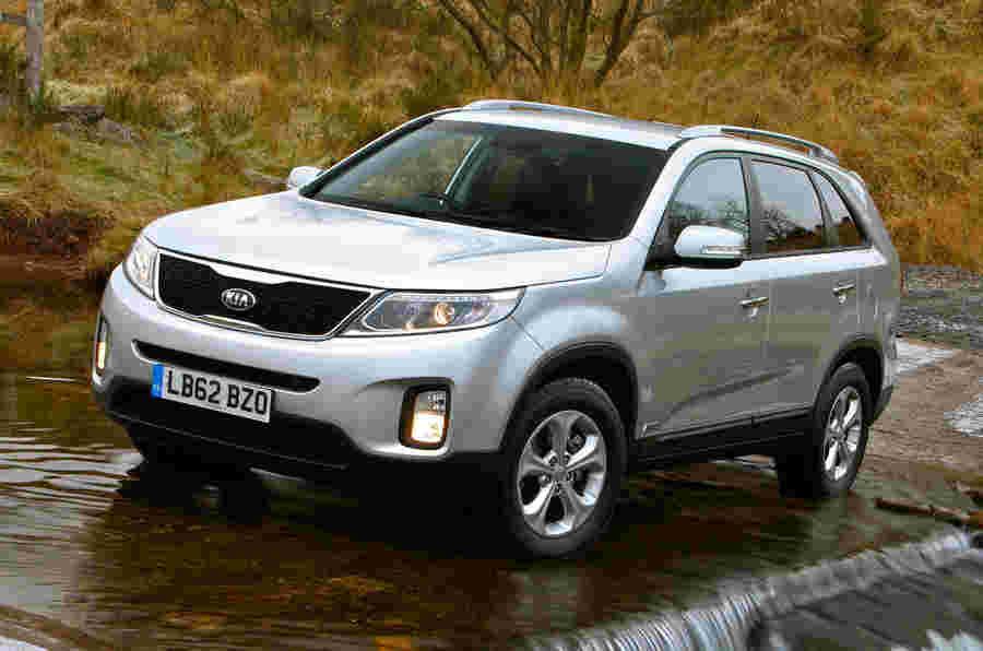 最佳汽车交易:Kia Sorento,Land Rover Discovery,VW Touaryg