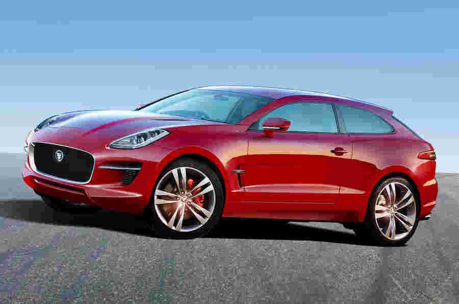 新的Jaguar SUV为法兰克福电机展开首次亮相