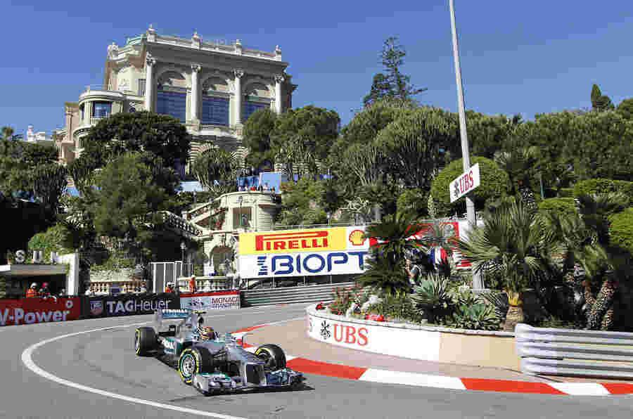 摩纳哥大奖赛通过年龄段:特殊图片