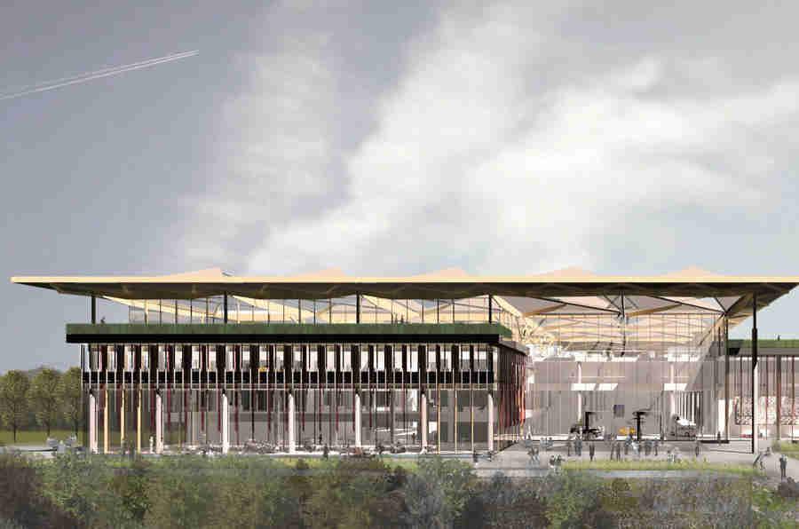 JLR在考文带创建1亿英镑的研究中心