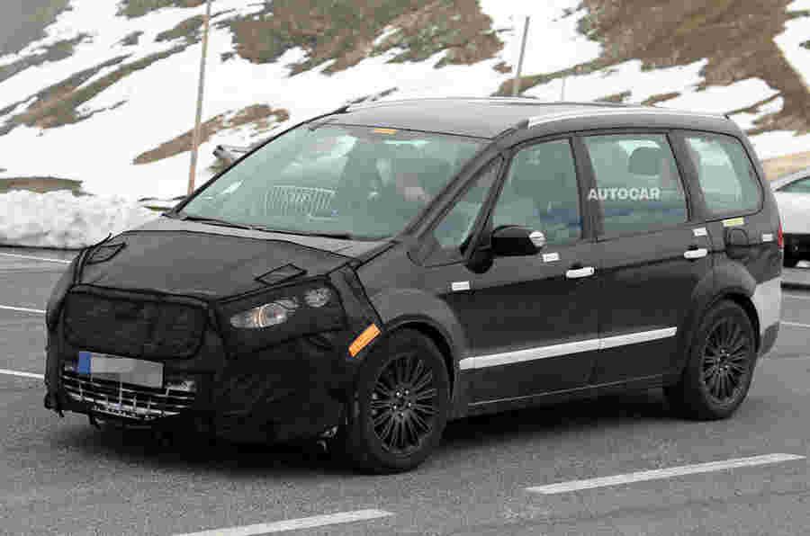 新的福特蒙迪欧平台支撑四个型号