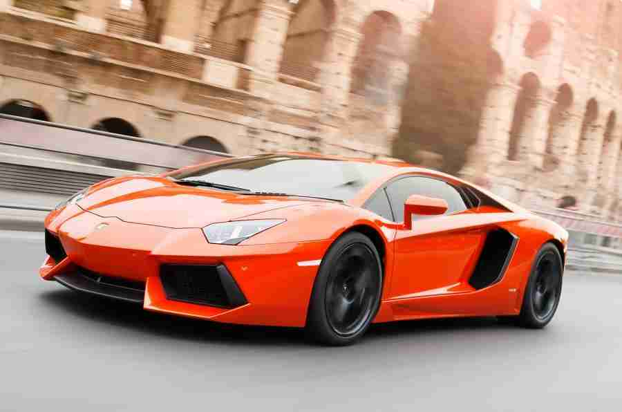 Lamborghini规定了后轮驱动Aventador