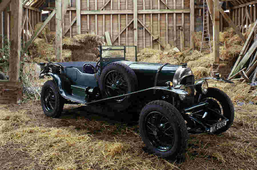 Bentley的历史 - 图片特殊图片