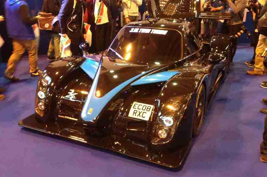 涡轮增压454BHP激进的RXC在AutoSport展上亮相