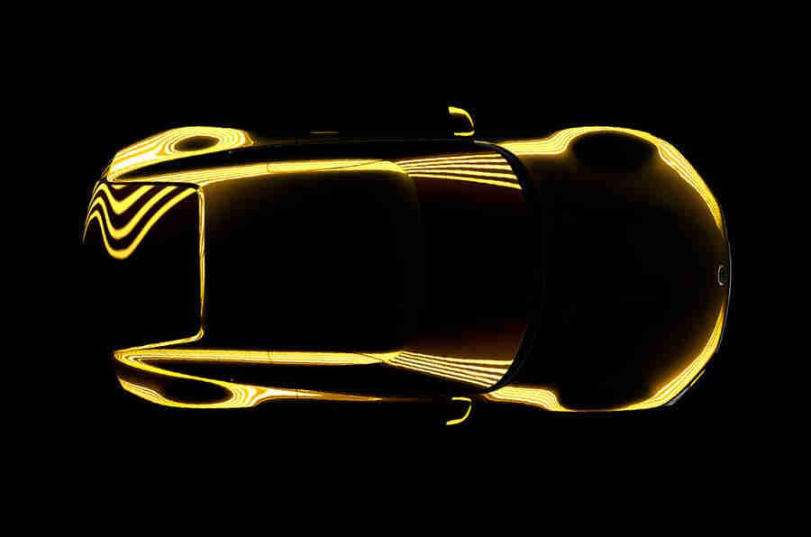 底特律电机展示新的Kia跑车概念