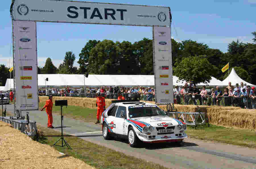 Cholmondely Pageant Power 2014显示报告和画廊
