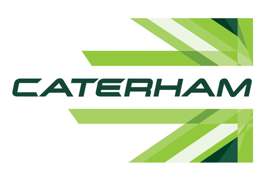 Caterham推出了新的企业标志