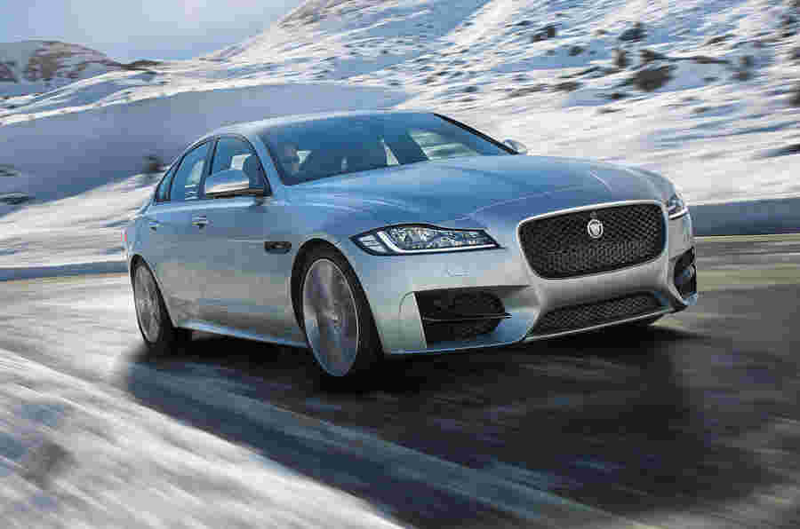 Jaguar XF在2016年获得新的全轮驱动选项