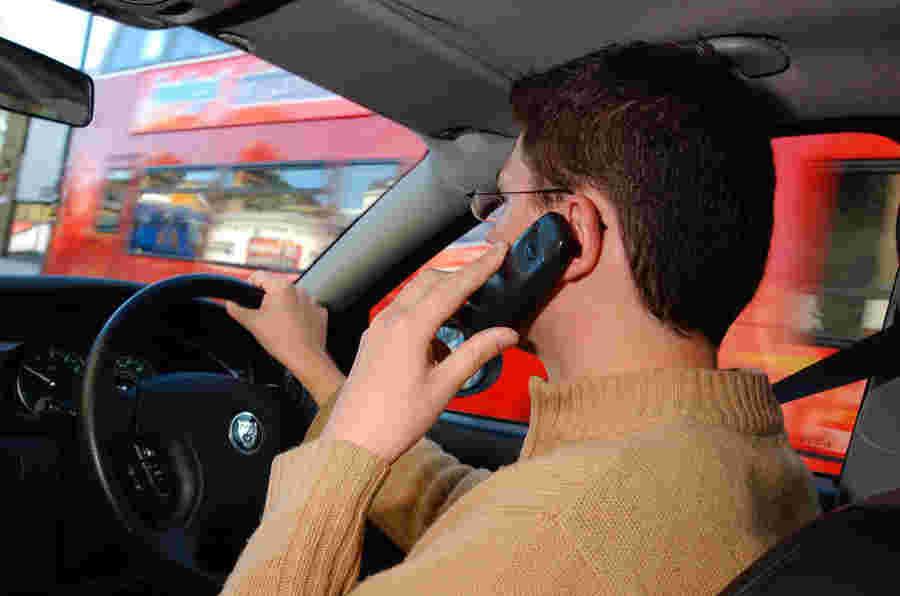 政府计划使用手机的驱动程序新镇压