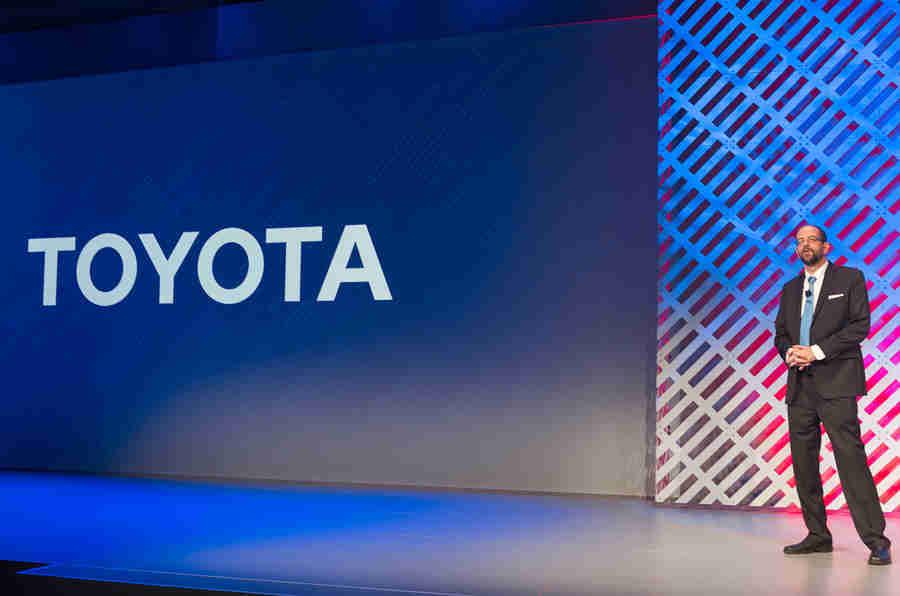 丰田花10亿美元关于下一代科技的发展