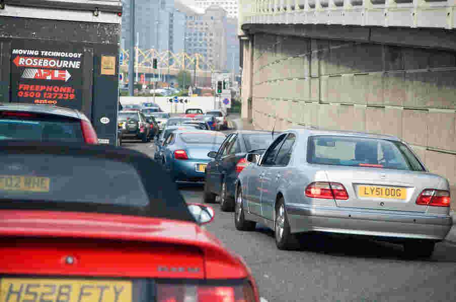 伦敦柴油汽车禁令支持
