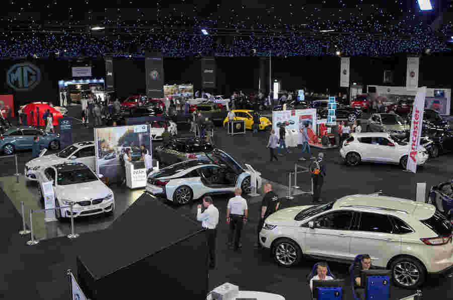 2016伦敦汽车展览综合