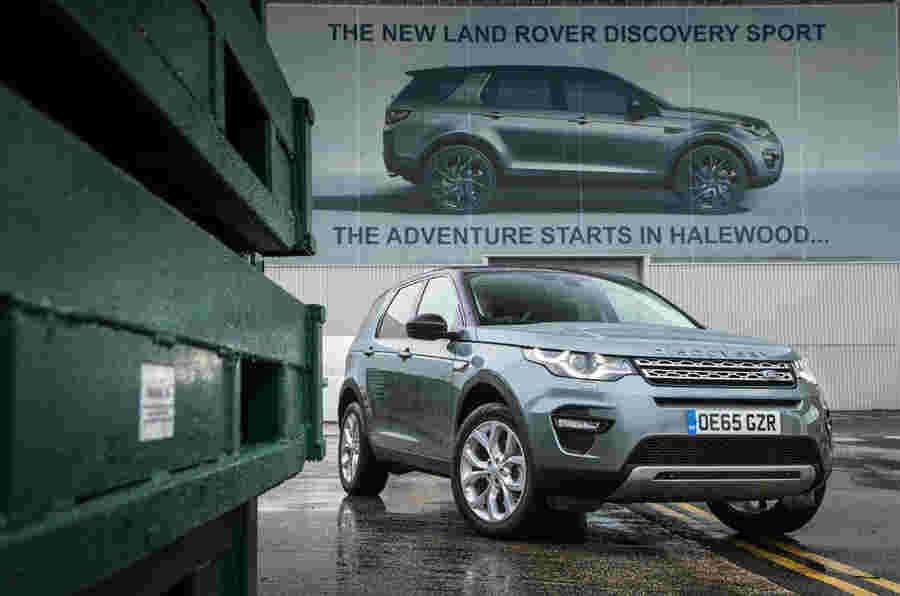 Land Rover Discovery Sport长期试验评论 - 第一个报告