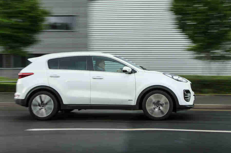 Kia Sportage长期测试评论:第一份报告