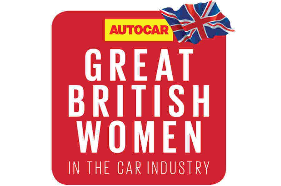 Autocar推出搜索汽车行业的女性英国星星的上升