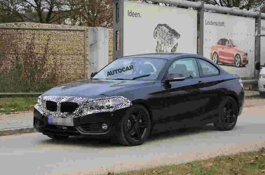 2017 BMW 2系列发现测试