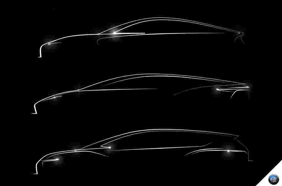 底特律电动计划跑车,SUV和Saloon 2021