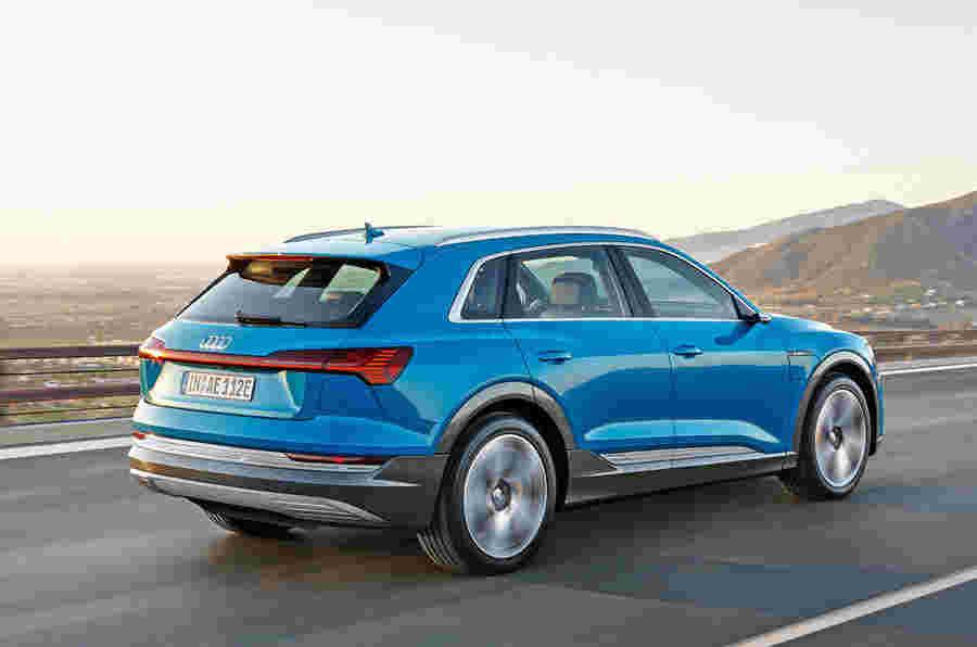 奥迪E-TRON 12 Electric Audis之一将于2025年推出
