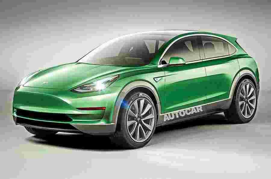 Tesla旨在带着乘车共享服务的优步